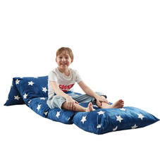"""Loungie Floor Pillow Bed Cover 88"""" x 26"""""""