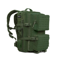 Military Tactical Large Army Recon Pack MOLLE Outdoor Backpack for Hiking