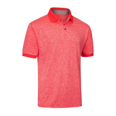 Men's Dry Fit Athletic Golf Polo Shirt