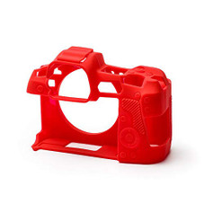 EasyCover Silicone Protection Cover for Canon R (Red)