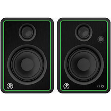 Mackie CR4-XBT - 4 Creative Reference Multimedia Studio Monitors with Bluetooth