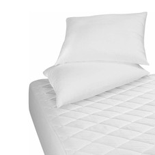 Ultra Soft Quilted Hypoallergenic Mattress Pad Protector