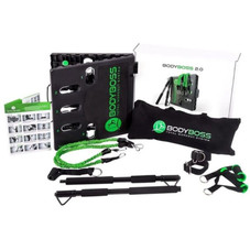 BodyBoss Home Gym 2.0 Full Portable Gym Home Workout System