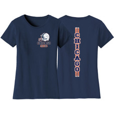 Women's Game Day Football T-Shirts