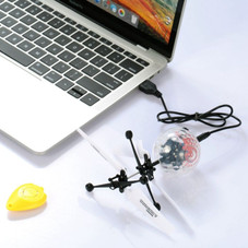 iMounTEK LED Light Infrared Induction Suspension RC Flying Toy Ball