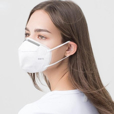 KN95 Protective Disposable Breathable Face Mask with 5-Ply Protection - 10, 20, 50 Or 100 Pack