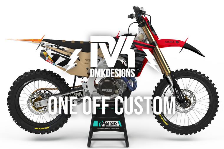 Full Custom Kit 85cc 2 Stroke & Up