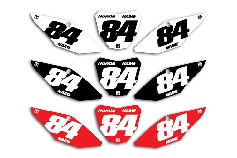 BASIC Numbers Honda