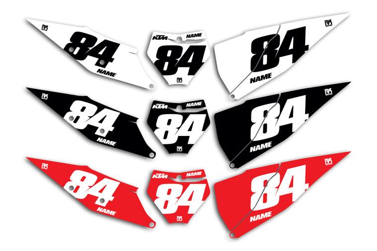 BASIC Numbers KTM