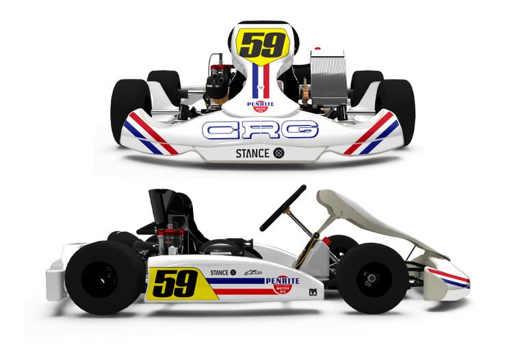 STRIPES Series Kart