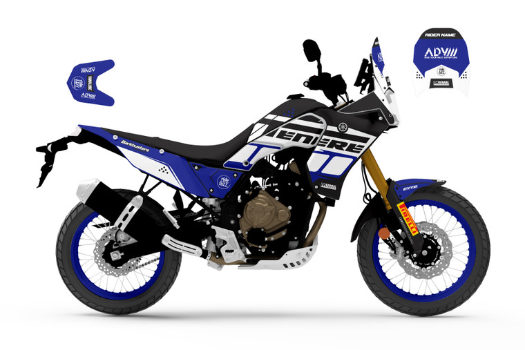 RAID BLUE Series Tenere 700