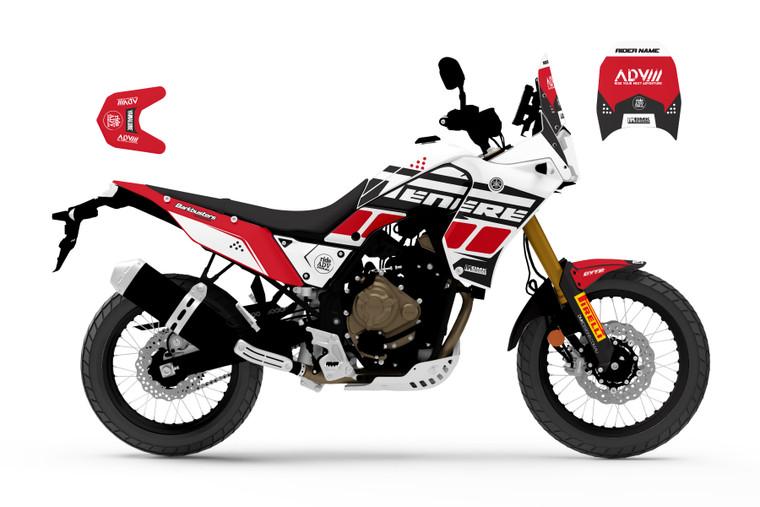 RAID RED Series Tenere 700