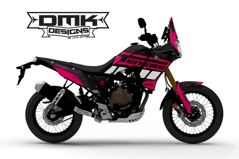 Pink Raid Series Tenere 700