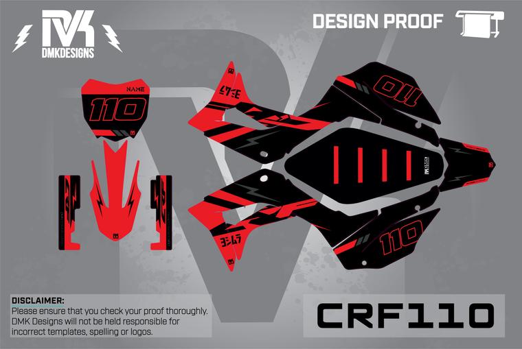 CRF 110 KIt