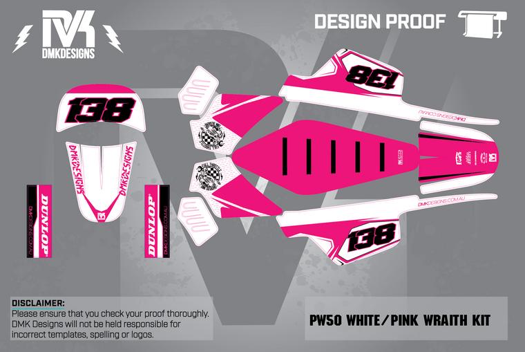 PW50 Pink/White Kit