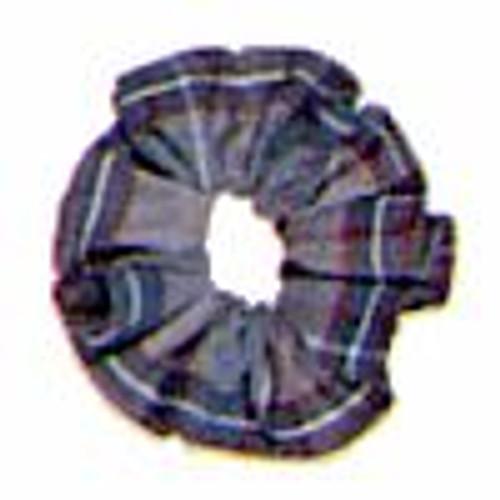 Plaid Scrunchie