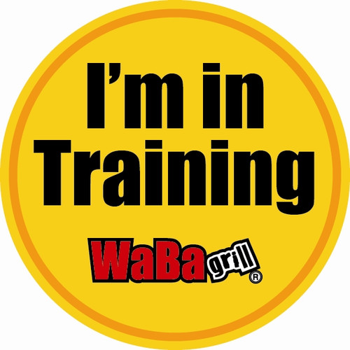 WABA TRAINING BUTTON
