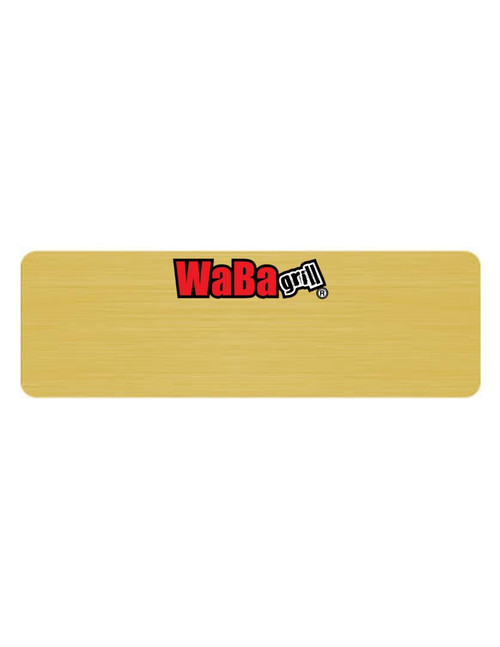 WABA MANAGER NAME TAG
