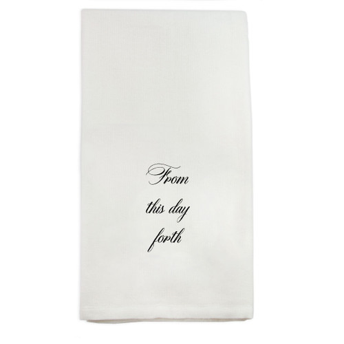 From This Day Dishtowel
