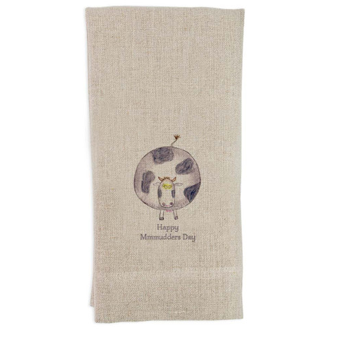 Happy Mudders Day Guest Towel