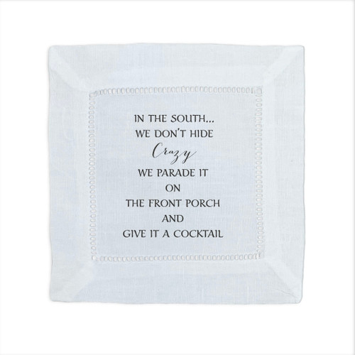 In the South Cocktail Napkin