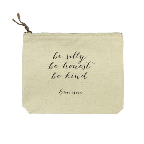 Be Silly Cosmetic Bag