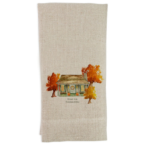Home For Thanksgiving Guesttowel