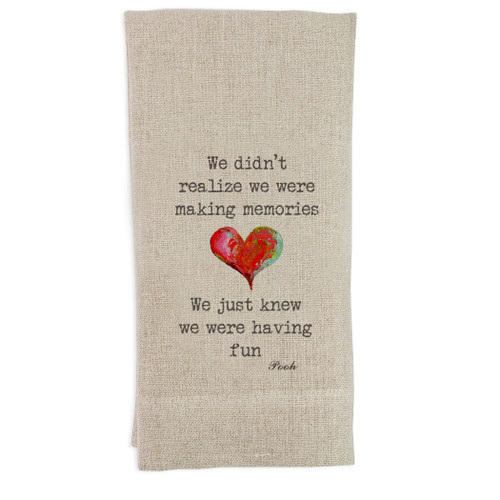 We Just Knew Guesttowel