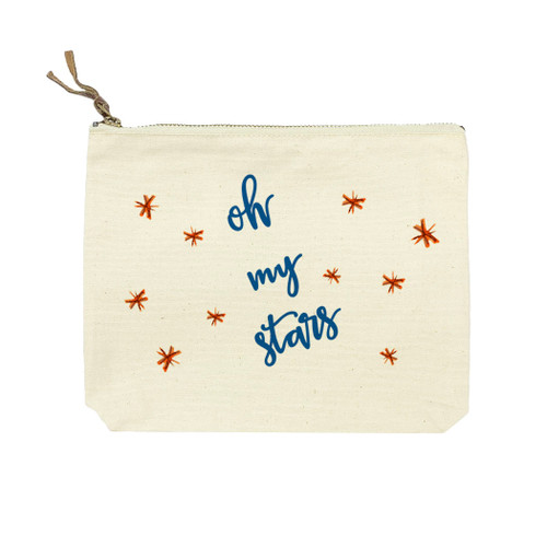 Oh My Stars Cosmetic Bag