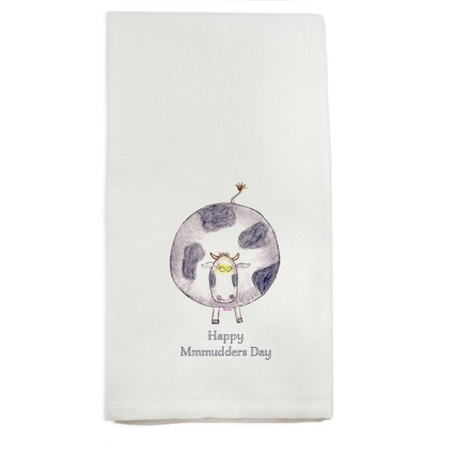 Happy Mudders Day Dishtowel