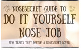 NoseSecret lovers - Traits you share