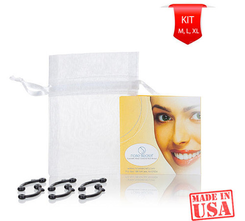 NoseSecret NoseSecret Kit M-L-XL - SALE 30percent Off reflected at checkout