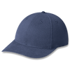 Navy - Heavyweight Brushed Cotton Drill Cap | Hats&Caps.ca