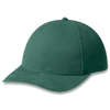 Forest Green - Heavyweight Brushed Cotton Drill Cap | Hats&Caps.ca