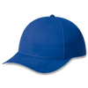 Royal Blue - Heavyweight Brushed Cotton Drill Cap | Hats&Caps.ca