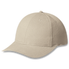 Taupe - Heavyweight Brushed Cotton Drill Cap | Hats&Caps.ca