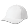 White - Heavyweight Brushed Cotton Drill Cap | Hats&Caps.ca