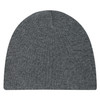 Dark Grey - 5Z030J Youth Lightweight Acrylic Toque | Hats&Caps.ca