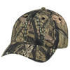 Mossy Oak Country® - 6Y630M Realtree Poly/Cotton Camo Full-Fit Cap | Hats&Caps.ca