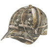 Realtree MAX-5® - 6Y630M Realtree Poly/Cotton Camo Full-Fit Cap | Hats&Caps.ca