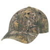 Realtree Xtra® - 6Y630M Realtree Poly/Cotton Camo Full-Fit Cap | Hats&Caps.ca