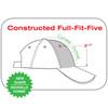 5970L Women's Polycotton / Nylon Mesh Cap | Hats&Caps.ca