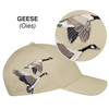 Geese - 5849M 6 Panel Constructed Full-Fit (Wildlife) Cap | Hats&Caps.ca