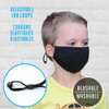MK0005 Adjustable Face Mask | HatsandCaps.ca