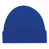Royal Blue - 0530M Acrylic Cuff Toque | Hats&Caps.ca