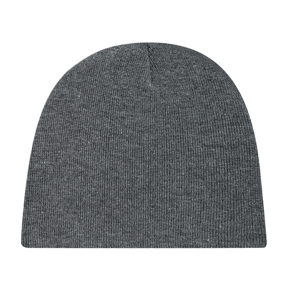 Dark Grey -  5Z030M Lightweight Acrylic Board Toque | Hats&Caps.ca
