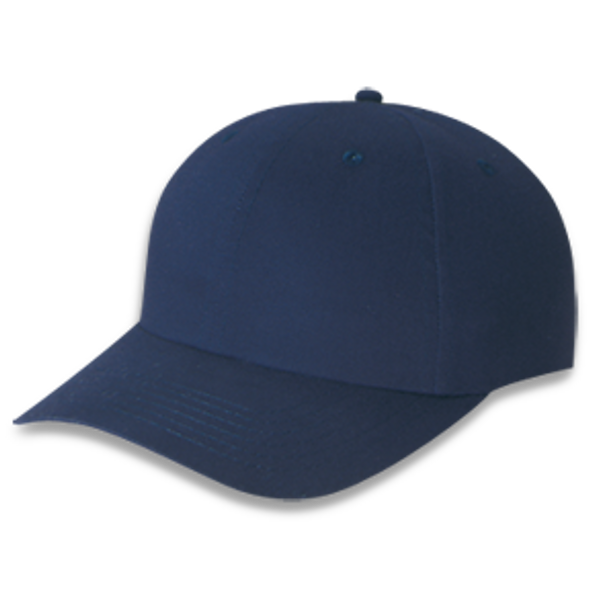Midnight Blue - 5D740M Brushed Cotton Drill Cap | Hats&Caps.ca