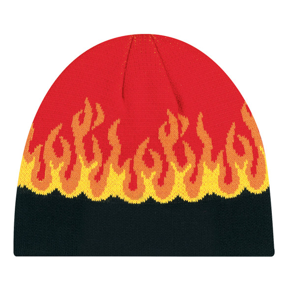 Flame! - 1P031M Acrylic Flame Board Toque | Hats&Caps.ca