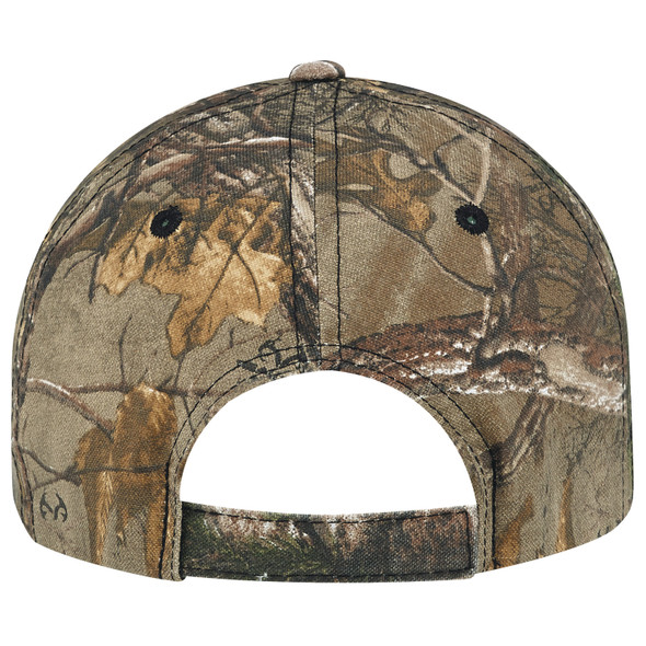 Realtree Xtra®/Racing - 6Y303M Enzyme Washed Brushed Cap | Hars&Caps.ca