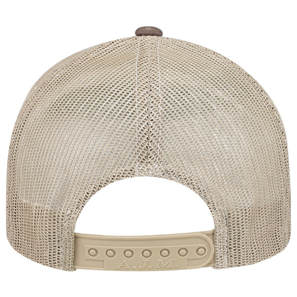 6H877M 6 Panel Constructed Full-Fit (Wildlife, Mesh Back)